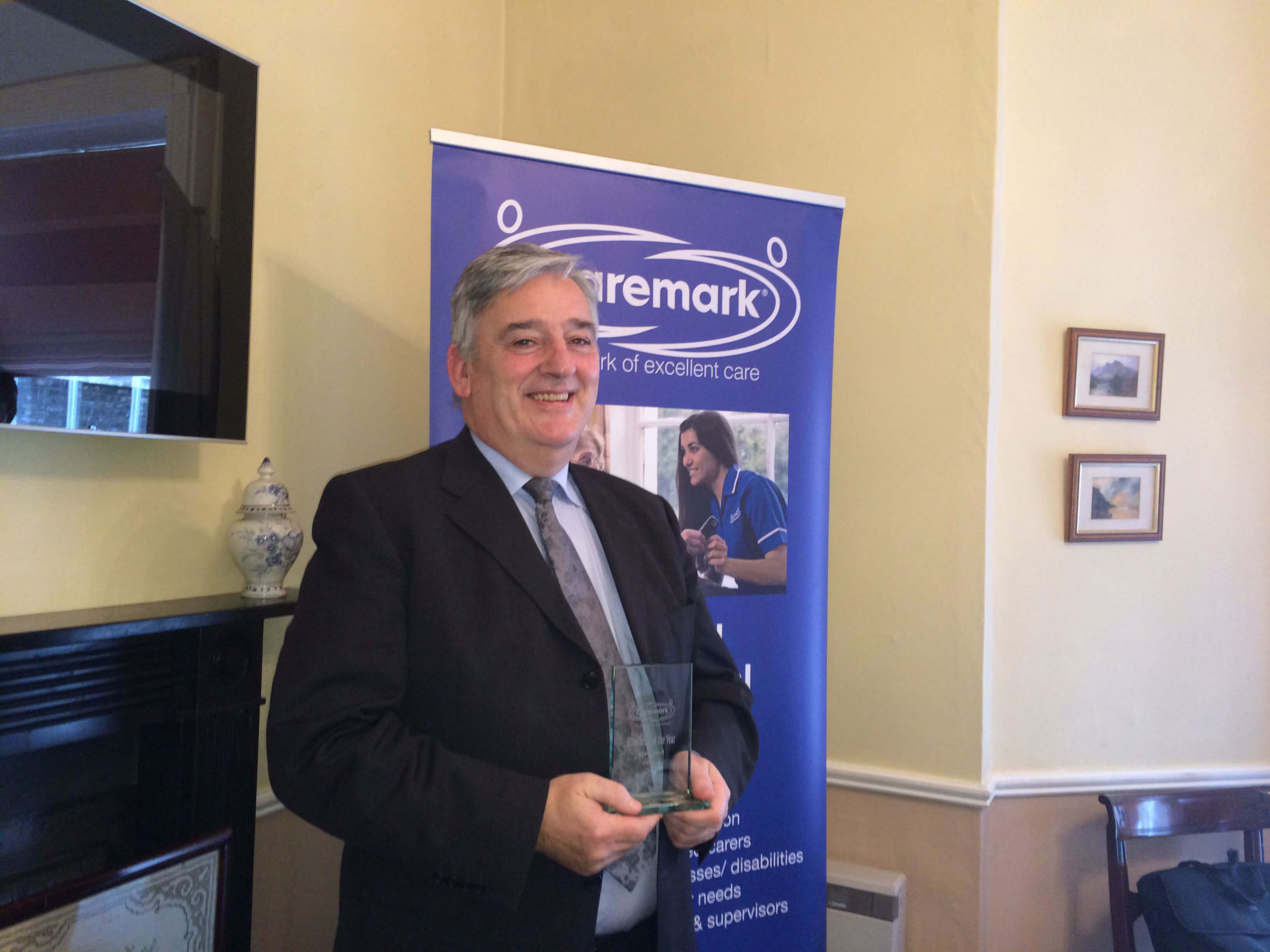 John Kelly - Caremark Kildare & West Wicklow