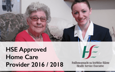 Caremark approved as a Home Care Provider for HSE