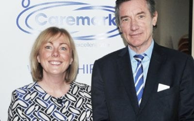 TD Regina Doherty joins Caremark to launch New Ashbourne Office