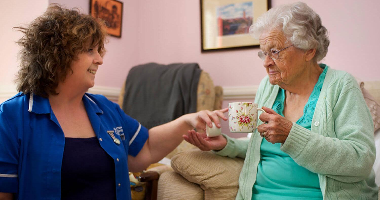 Caremark respite care worker