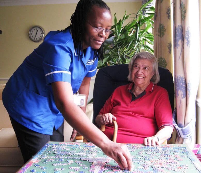 Caremark Care of the elderly