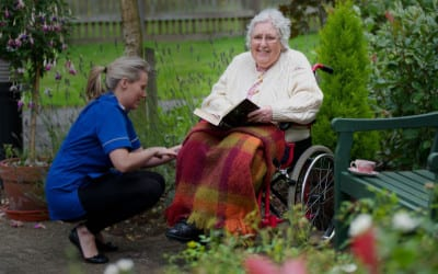Dementia home care services versus a care home