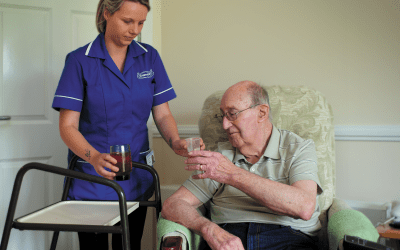 'Let's go home': caring with dementia in a home setting