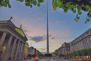 Homecare Ireland - O'Connell Street & Dublin Spire Photo