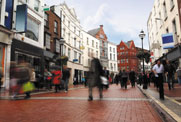Homecare Ireland - Grafton Street Photo