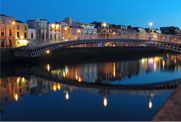 Homecare Ireland - Ha'penny Bridge Photo