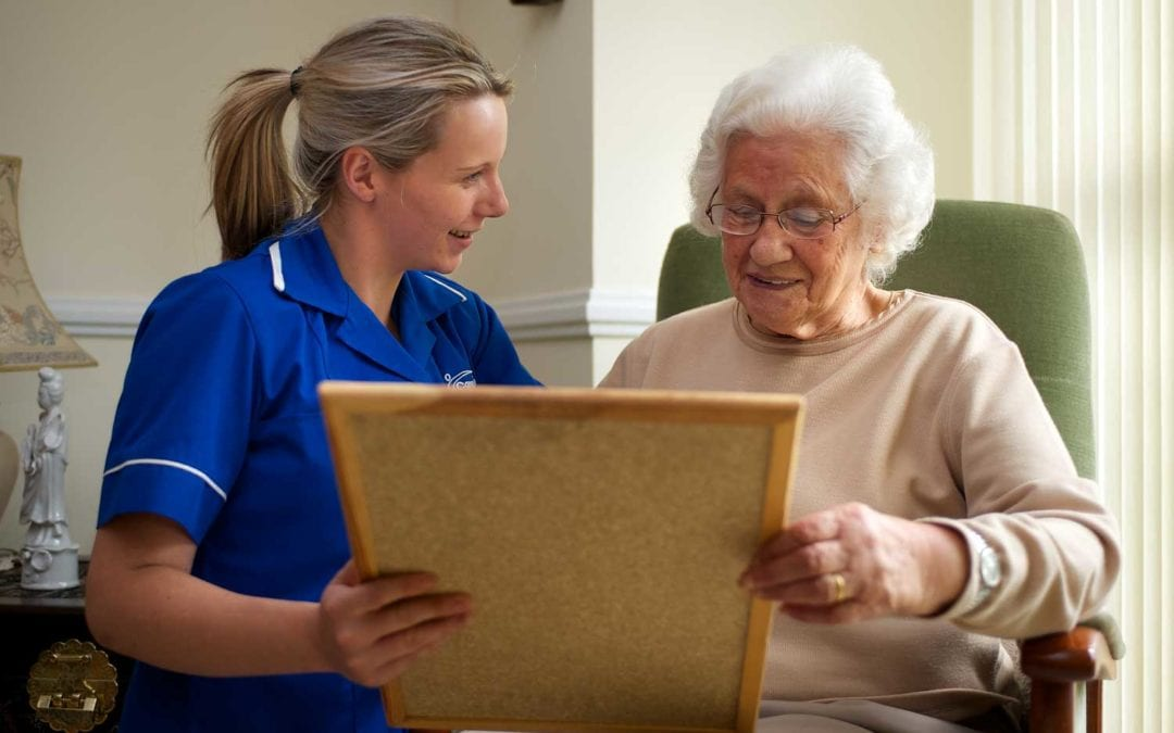 How to Care for People With Dementia