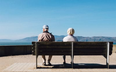Caring for older people at home this winter