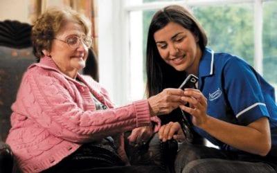 Easing loneliness in elderly people