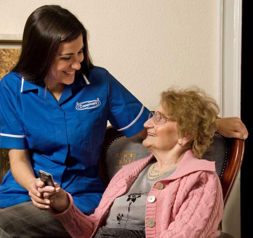 Care of the elderly Caremark Carer