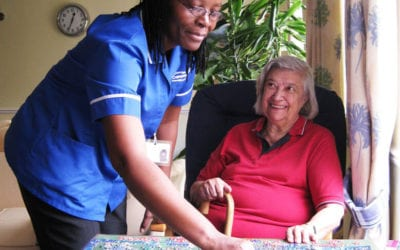 How a Caremark care worker can help you in supporting your elderly relative