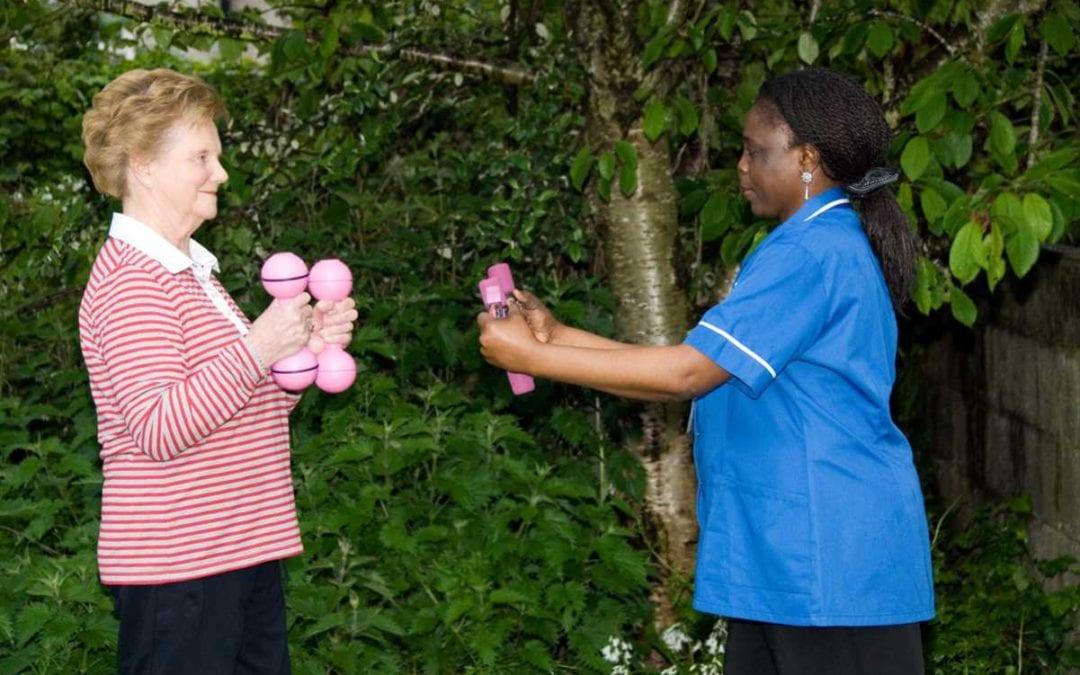 benefits of companionship care